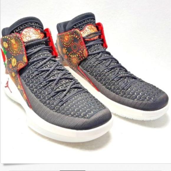 Zapatos Xxxii Nike Nueva Air Jordan Xxxii Zapatos 32 Año Nuevo Chino Cny Poshmark 936e00